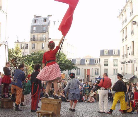 PARIS Montmartre 2005
