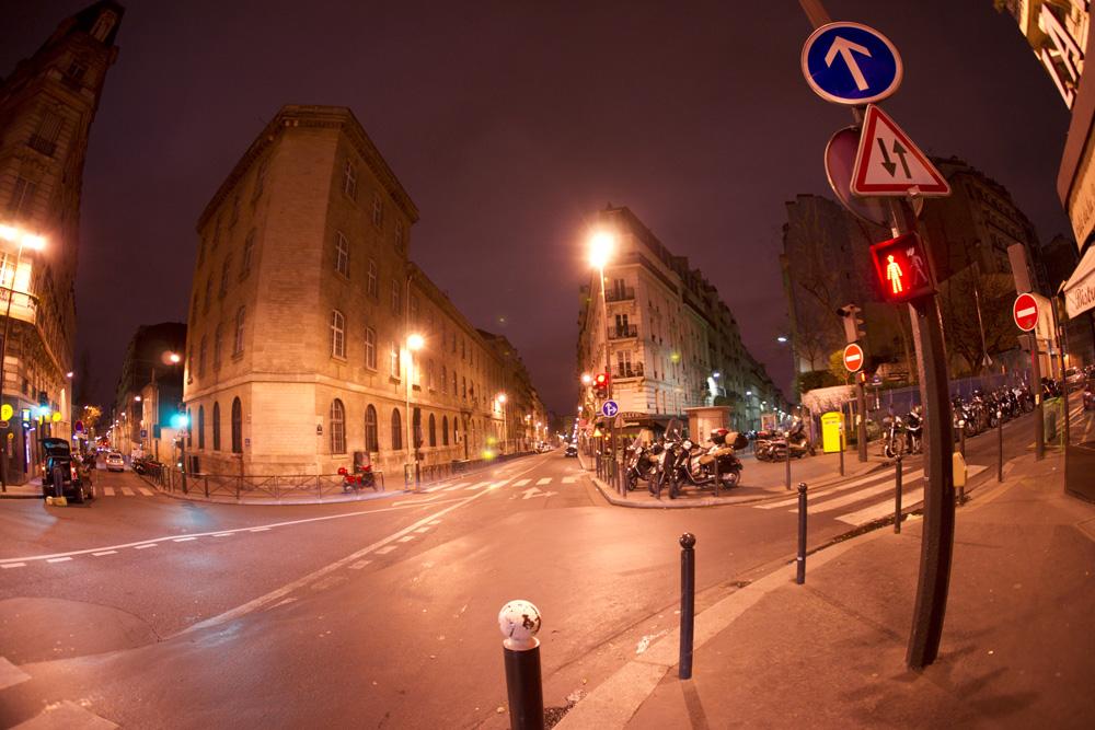 Paris, montmartre tôt 1