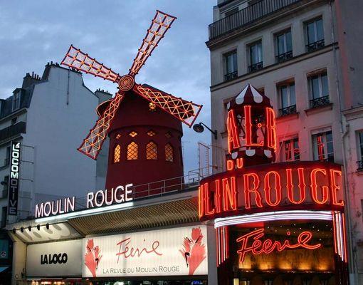 Paris- Moulin Rouge