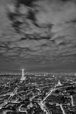 Paris @ night