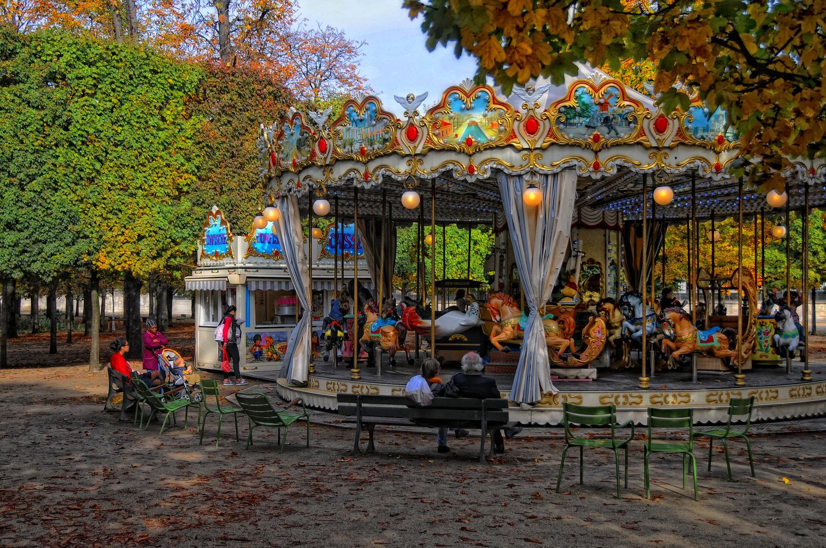 Paris - Nostalgie