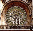 Paris: Notre-Dame, westliche Fensterrose