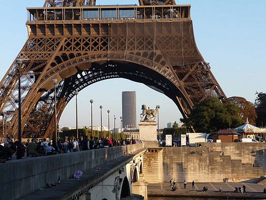 Paris - nur so zum Spass.......
