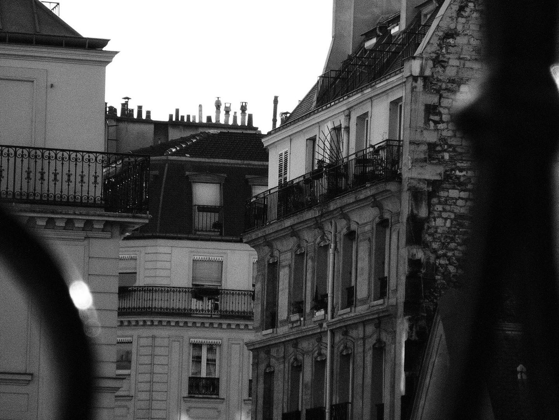 Paris par la fenêtre