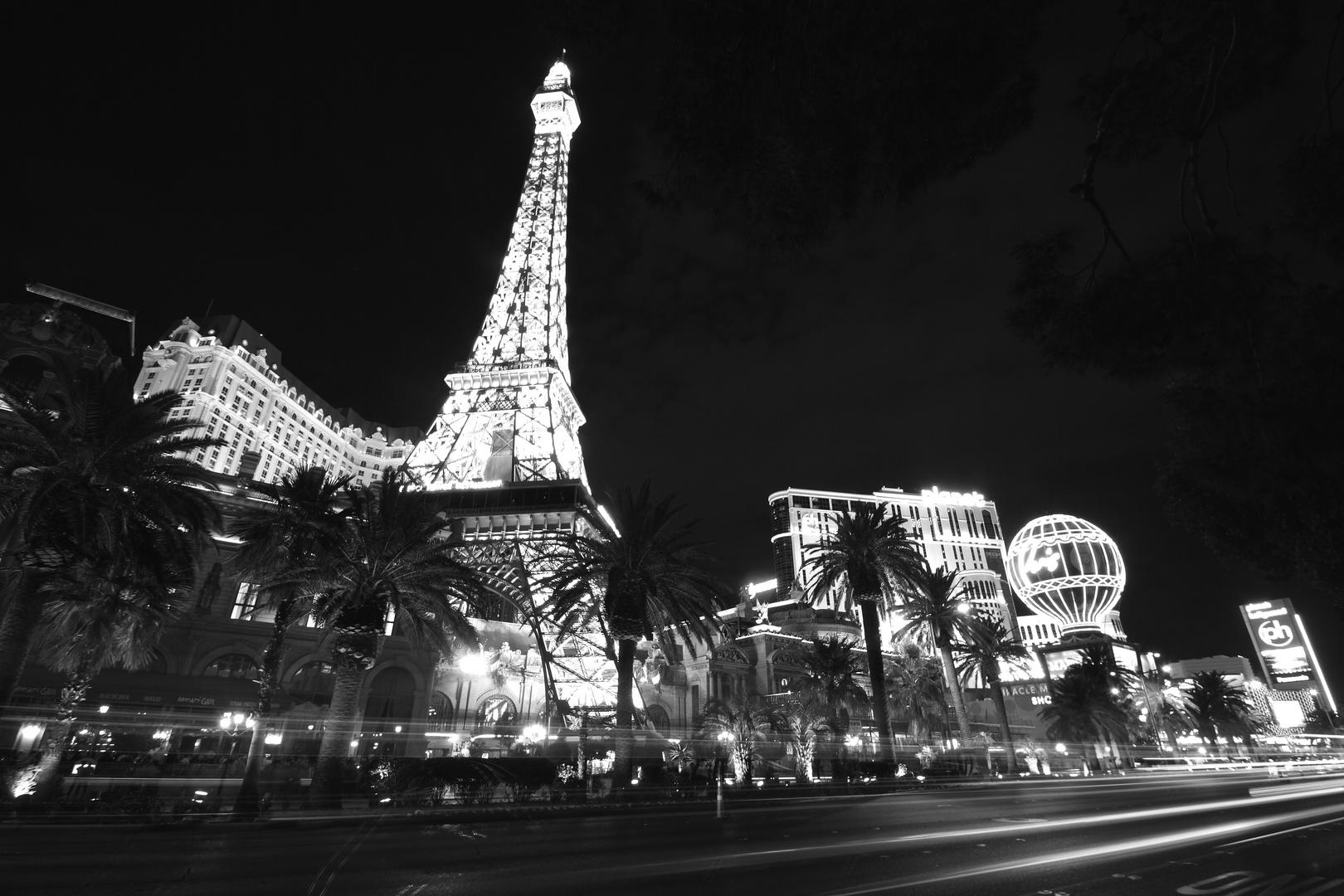 Paris Paris bei Nacht