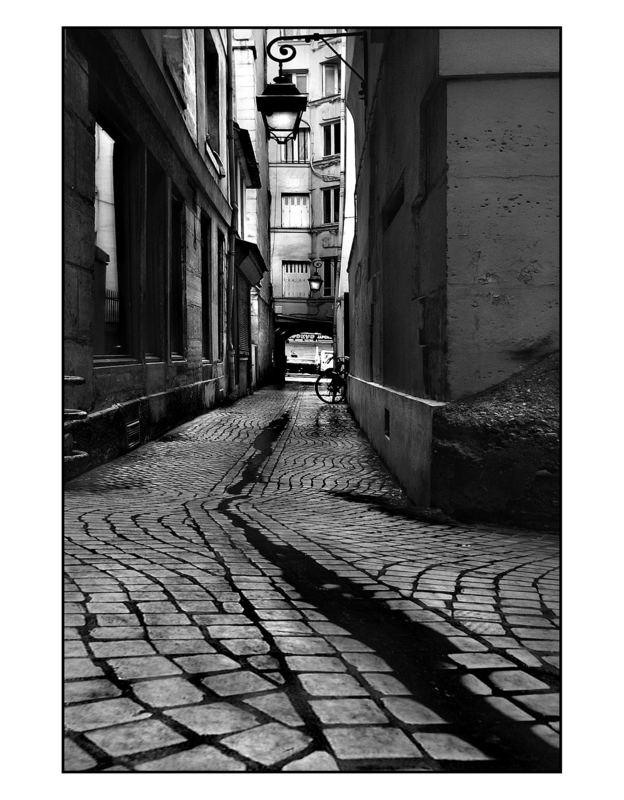 Paris - Passage La Trinité