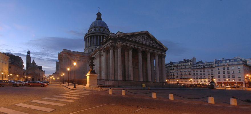 Paris - Place du Panthéon