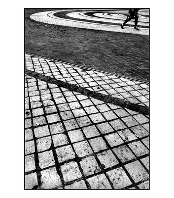 Paris - Place René Cassin