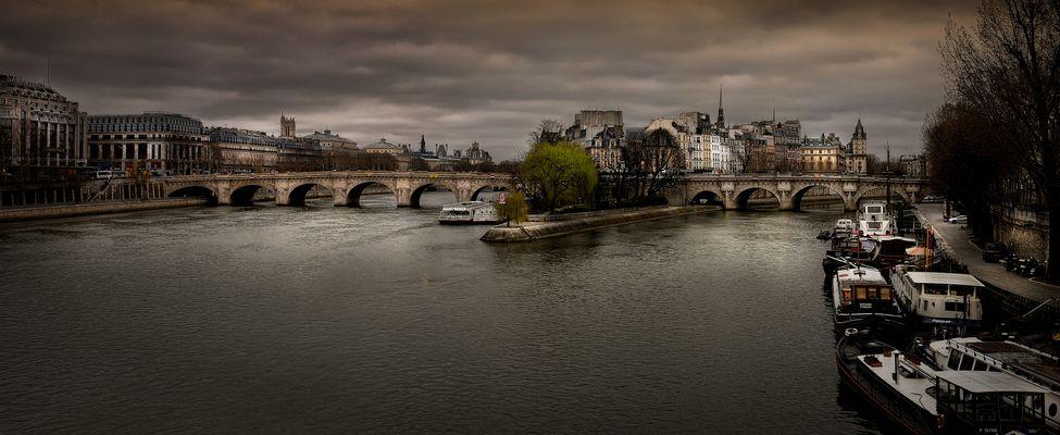 Paris Pont-Neuf 2