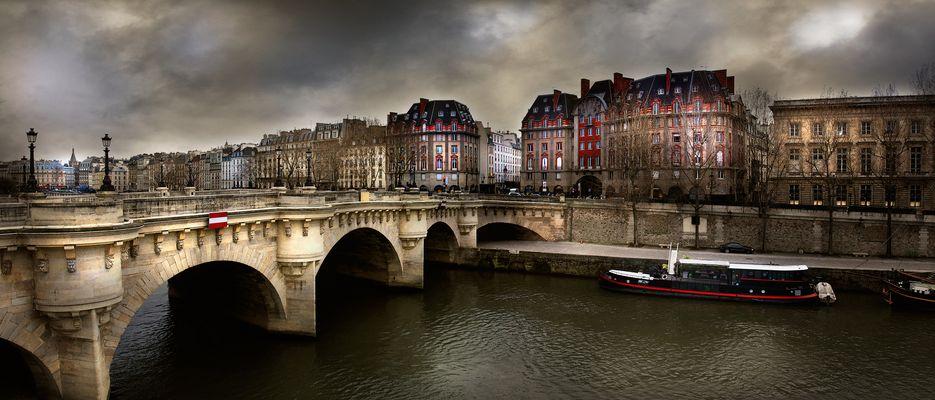 Paris Pont-Neuf