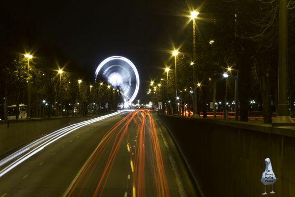 Paris que la route tourne ?
