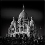 Paris. Sacré Coeur