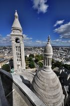 Paris . Sacre Coeur