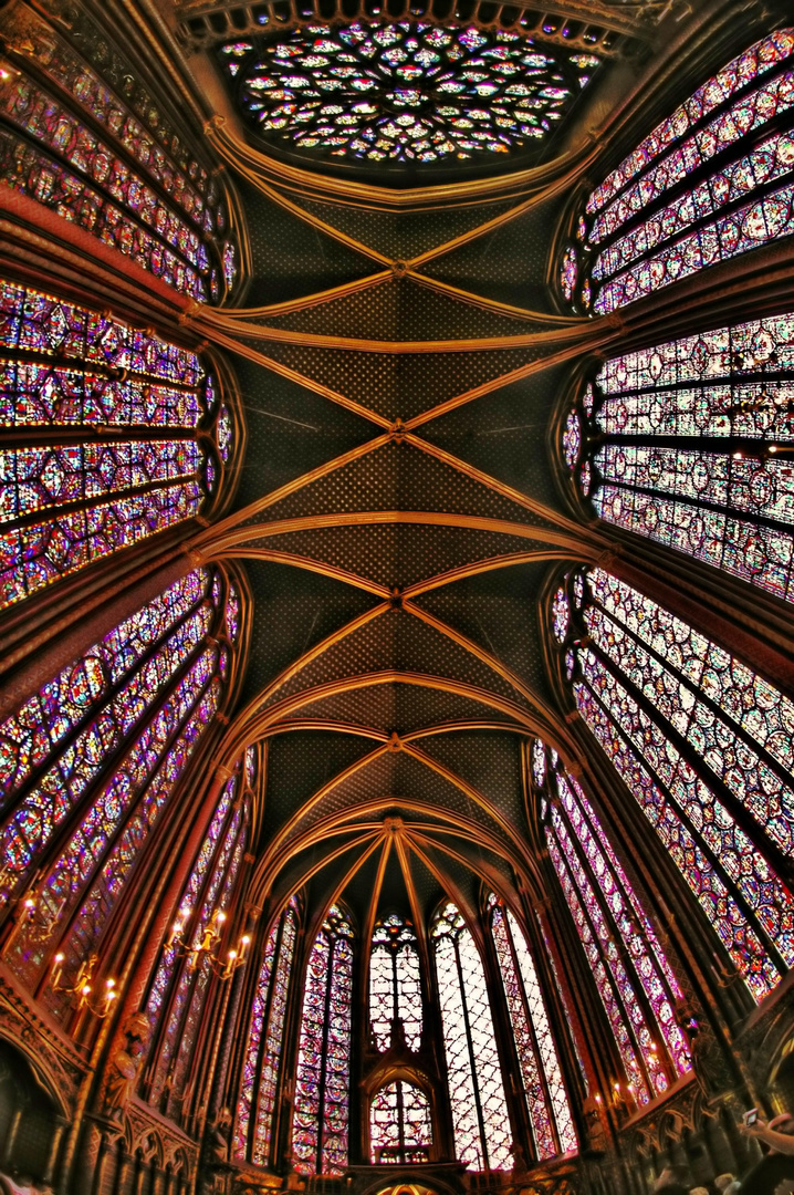 Paris - Sainte-Chapelle