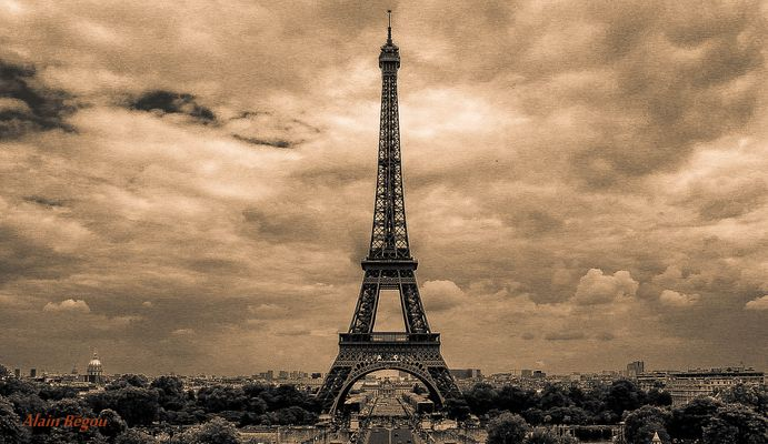 Paris s'éveille!!!