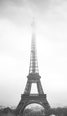 Paris sous la Brume...