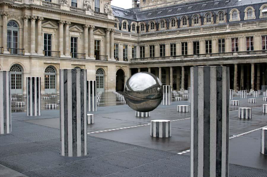 Paris Stadtschloss #1