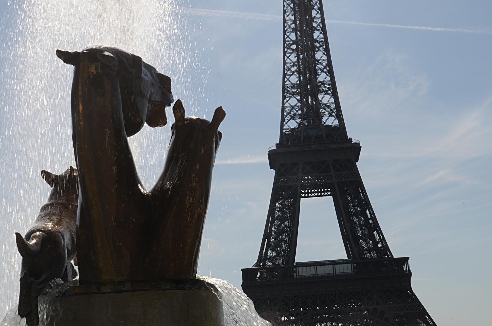 Paris, summer 2012