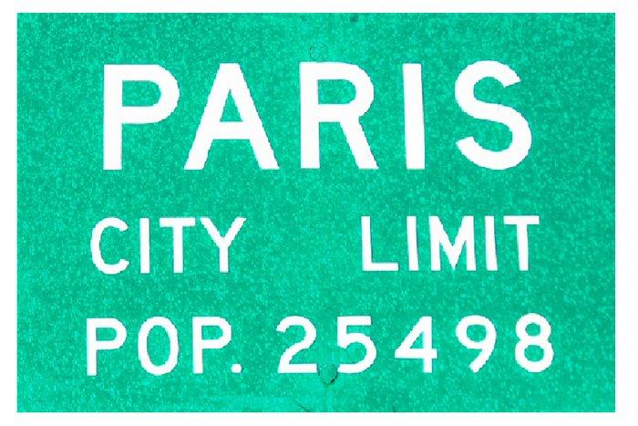 Paris und 25.498 Einwohner. Kann das sein?