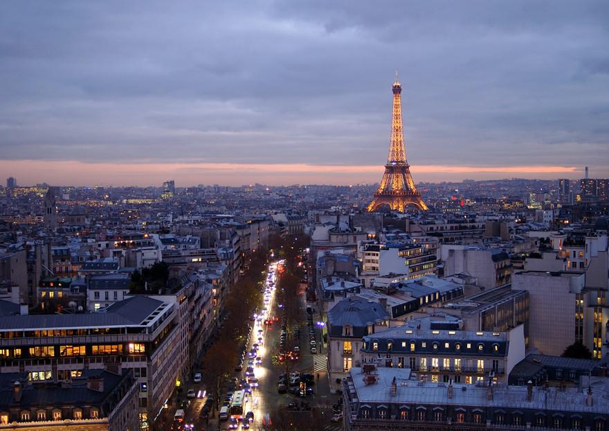 paris ville image - Photo