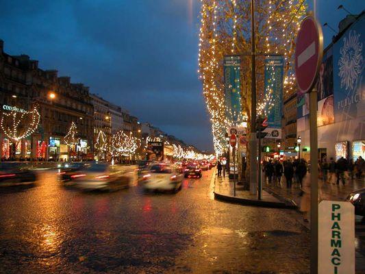 Paris-Weihnachten