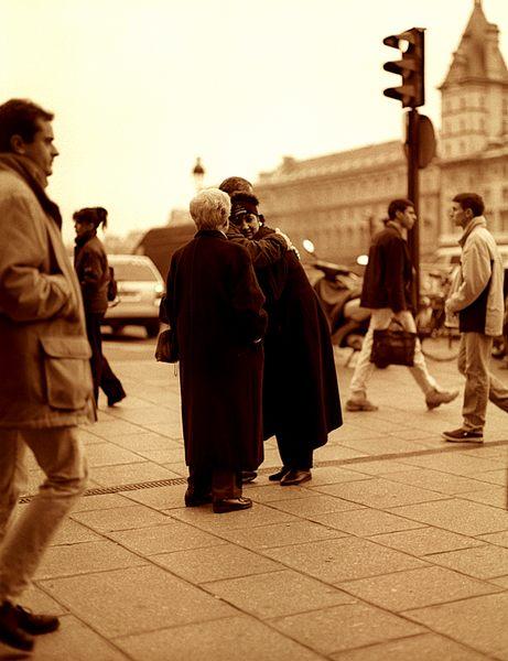 Pariser Alltag
