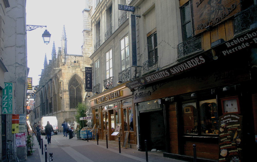 Pariser Gassen