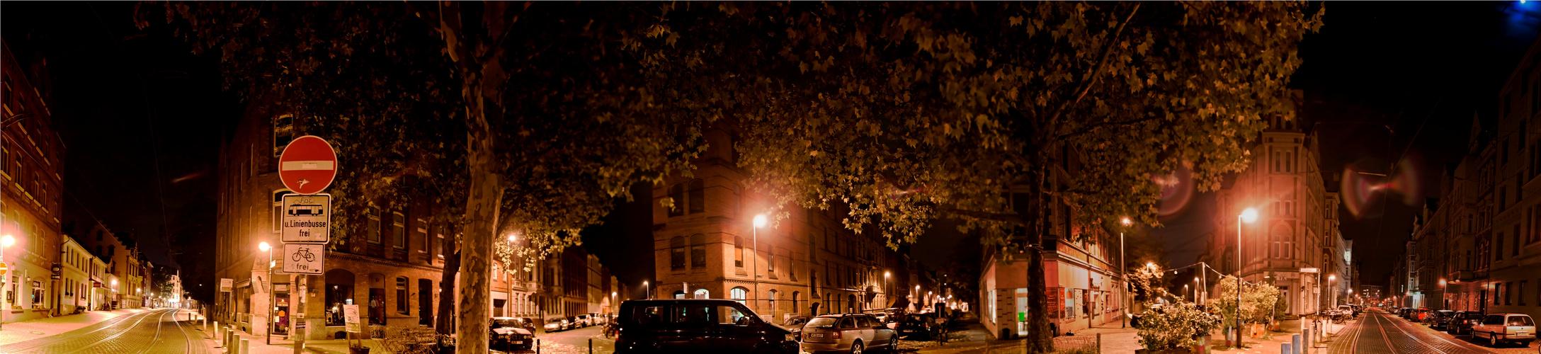 Pariser Platz in Linden