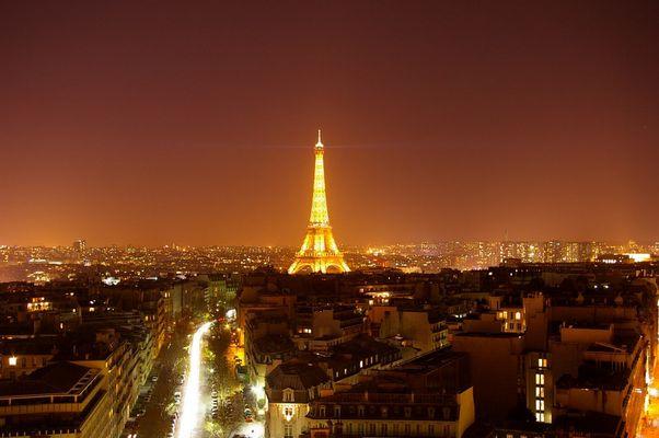 Pariser Skyline