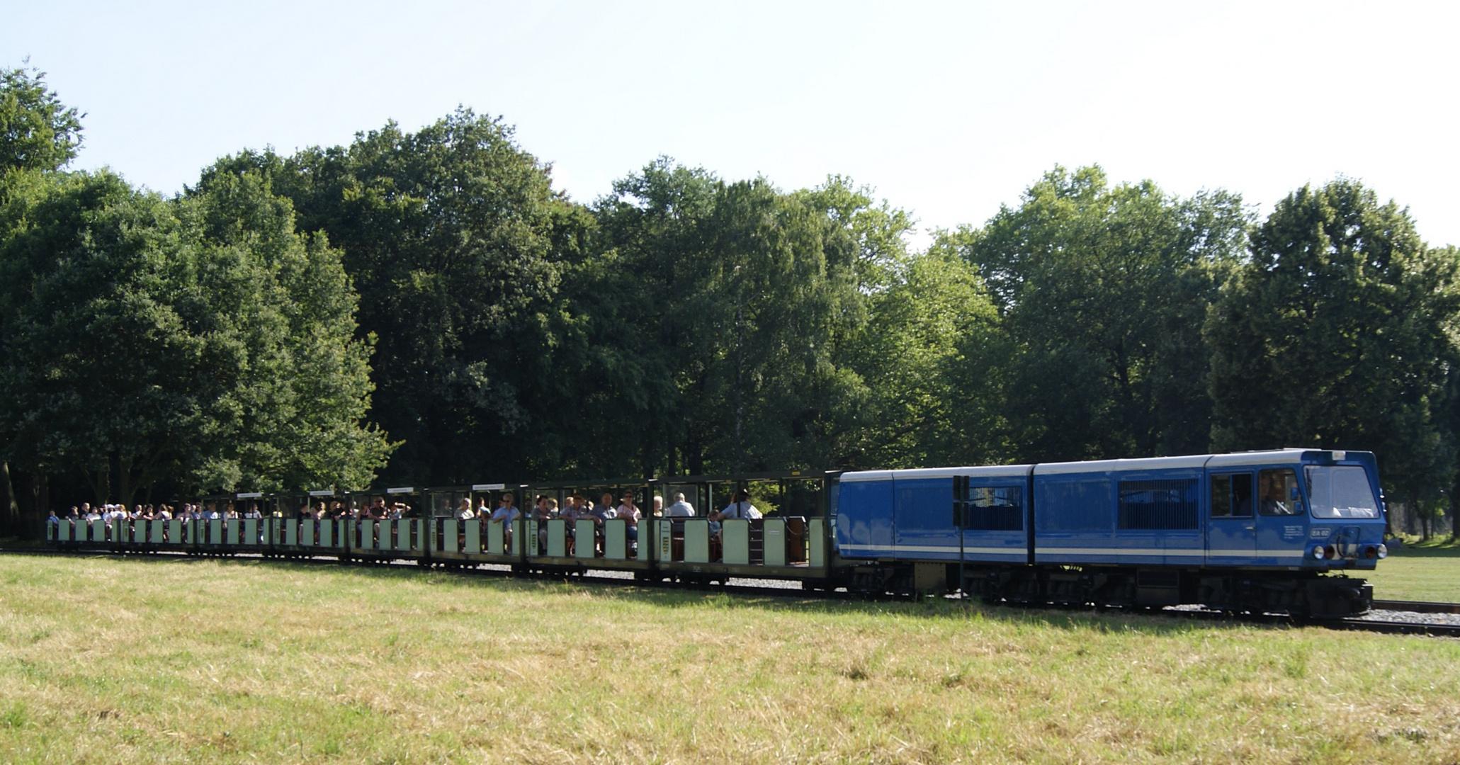 Park-Eisenbahn Dresden