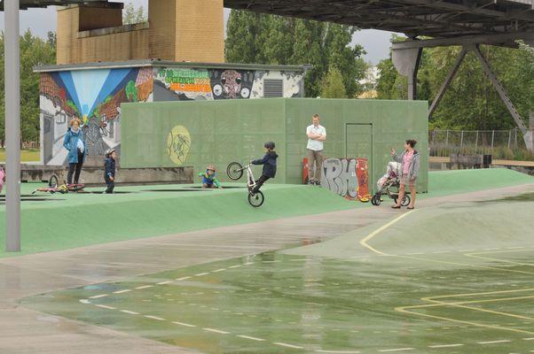 Park Gleisdreieck