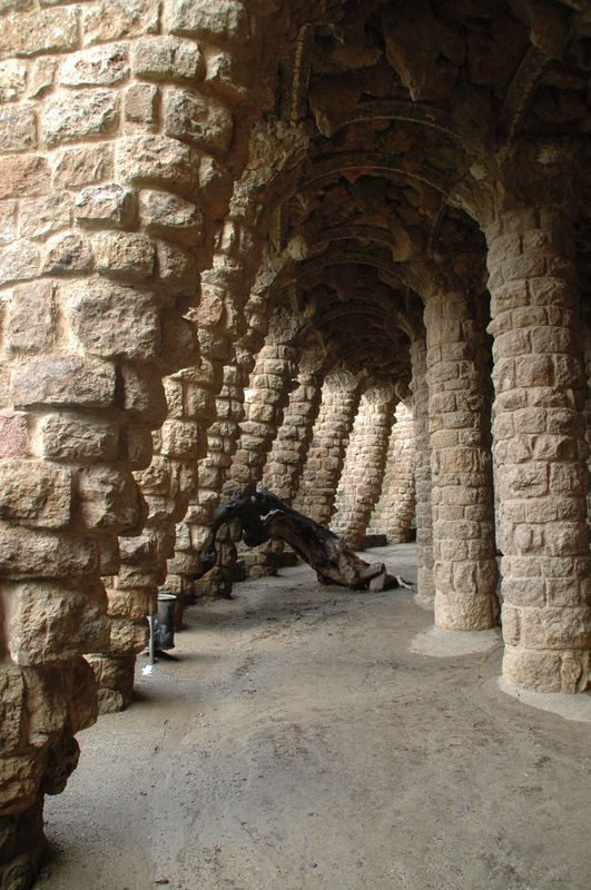 Park Guell by Antonio Gaudi1