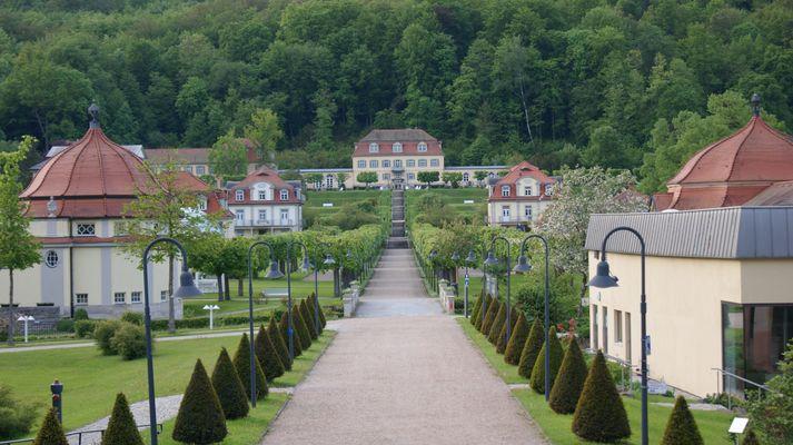 Park in Bad Brückenau