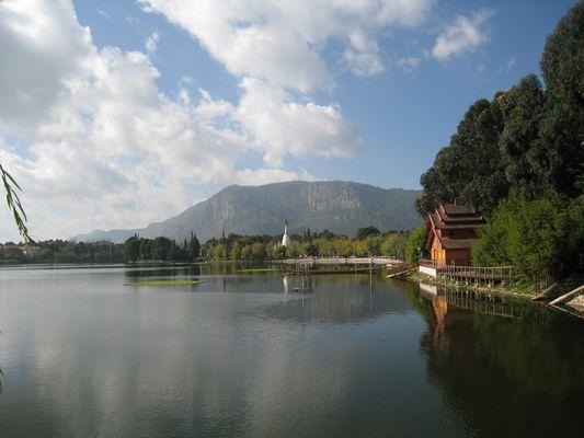 Park in Kunming China 03
