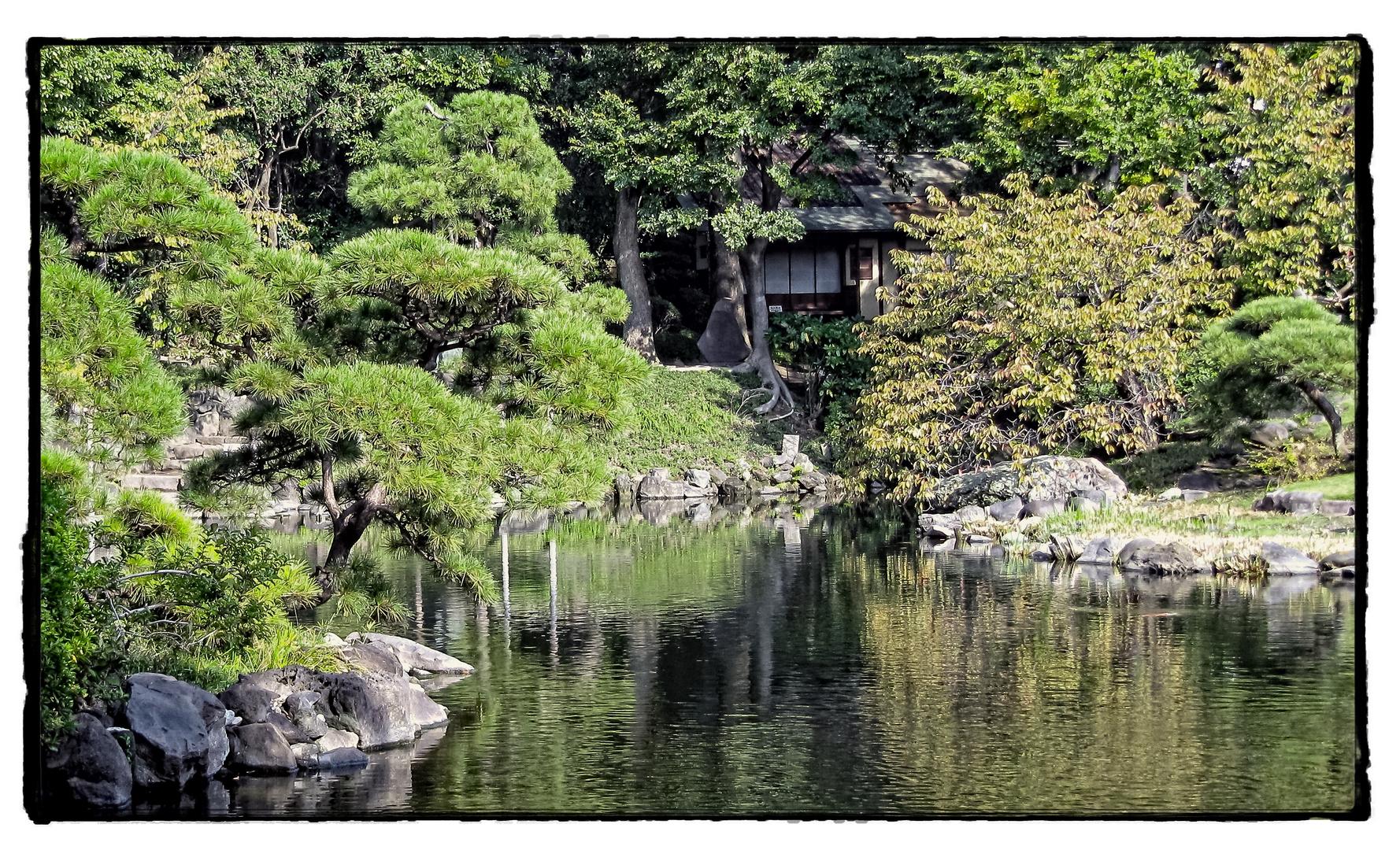 Park in Tokio