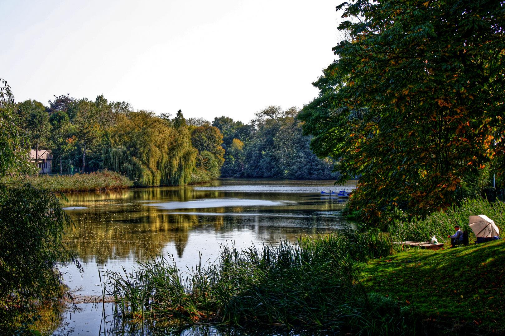 Park in Ypern