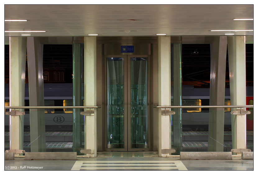 Park & Rail - Liege Guillemins