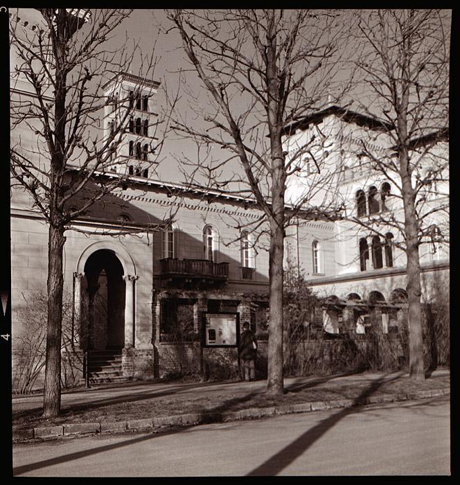 Park Sanssouci - Friedenskirche