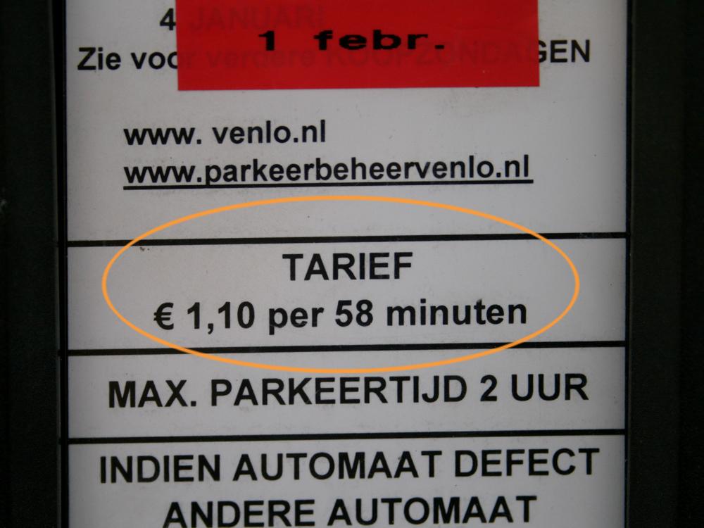Park-Tarif