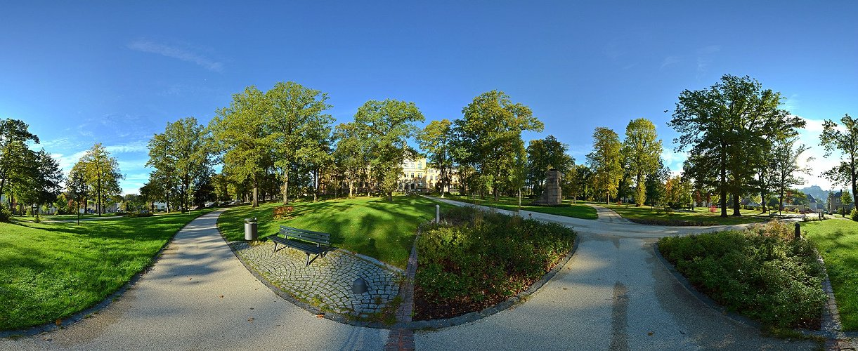 Park und Gymnasium Stollberg 360°