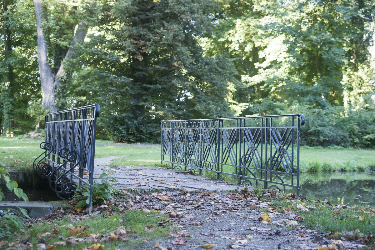 Parkbrücke