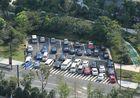 Parken auf Chinesisch