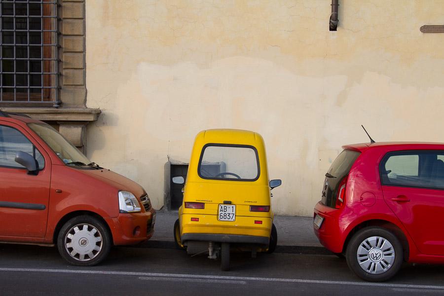 Parken in Florenz