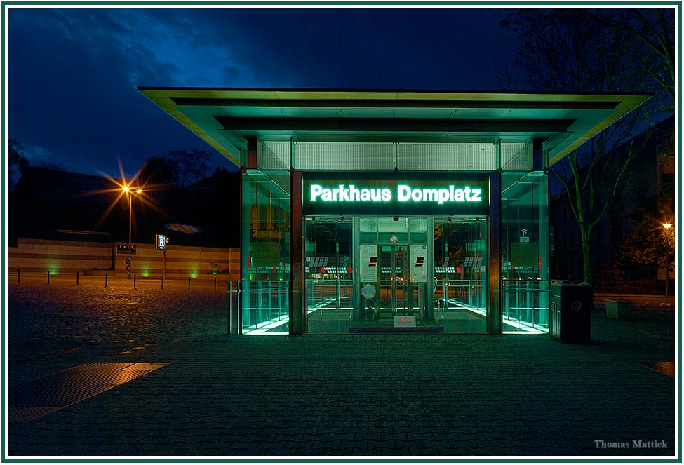 Parkhaus Domplatz