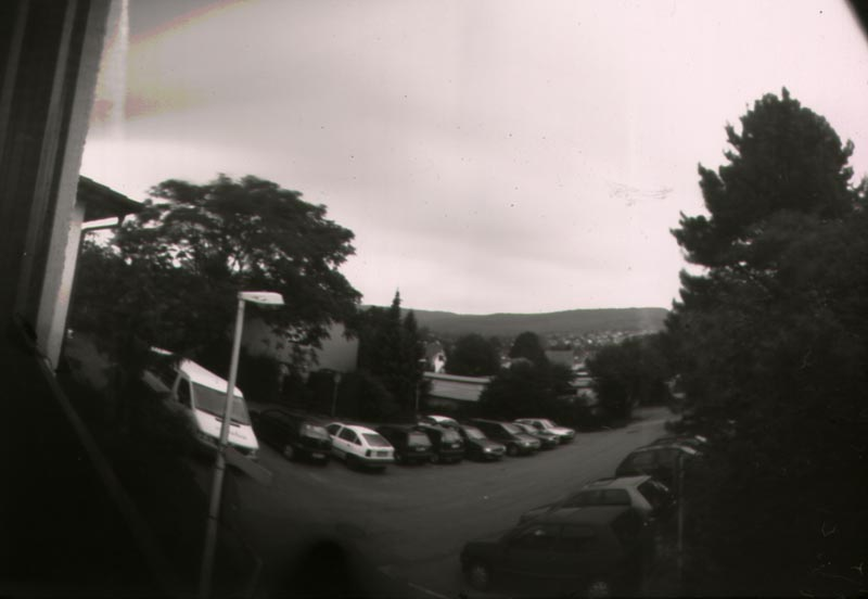 Parkplatz II mit neuer Kamera