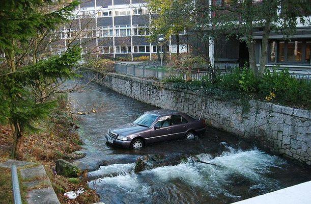 Parkplatz Probleme ?