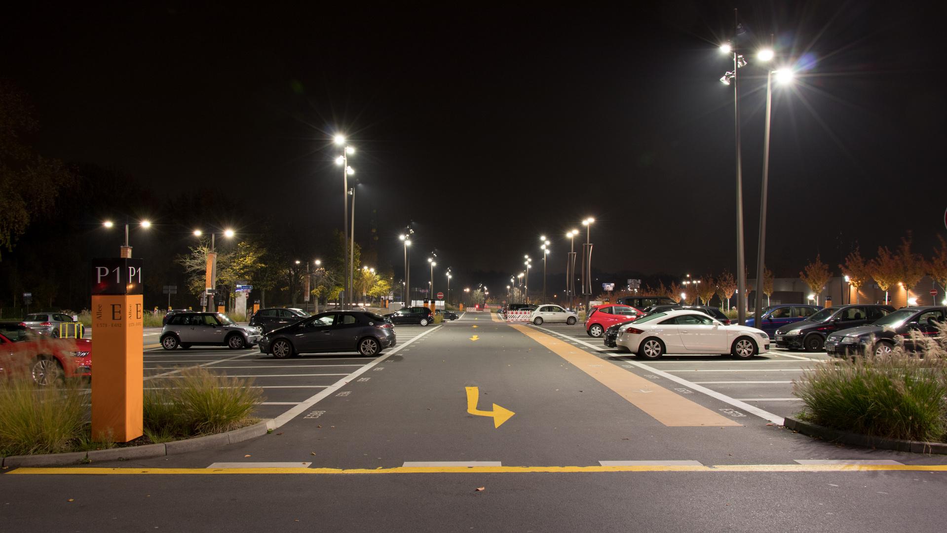 Parkplatz Ruhrpark