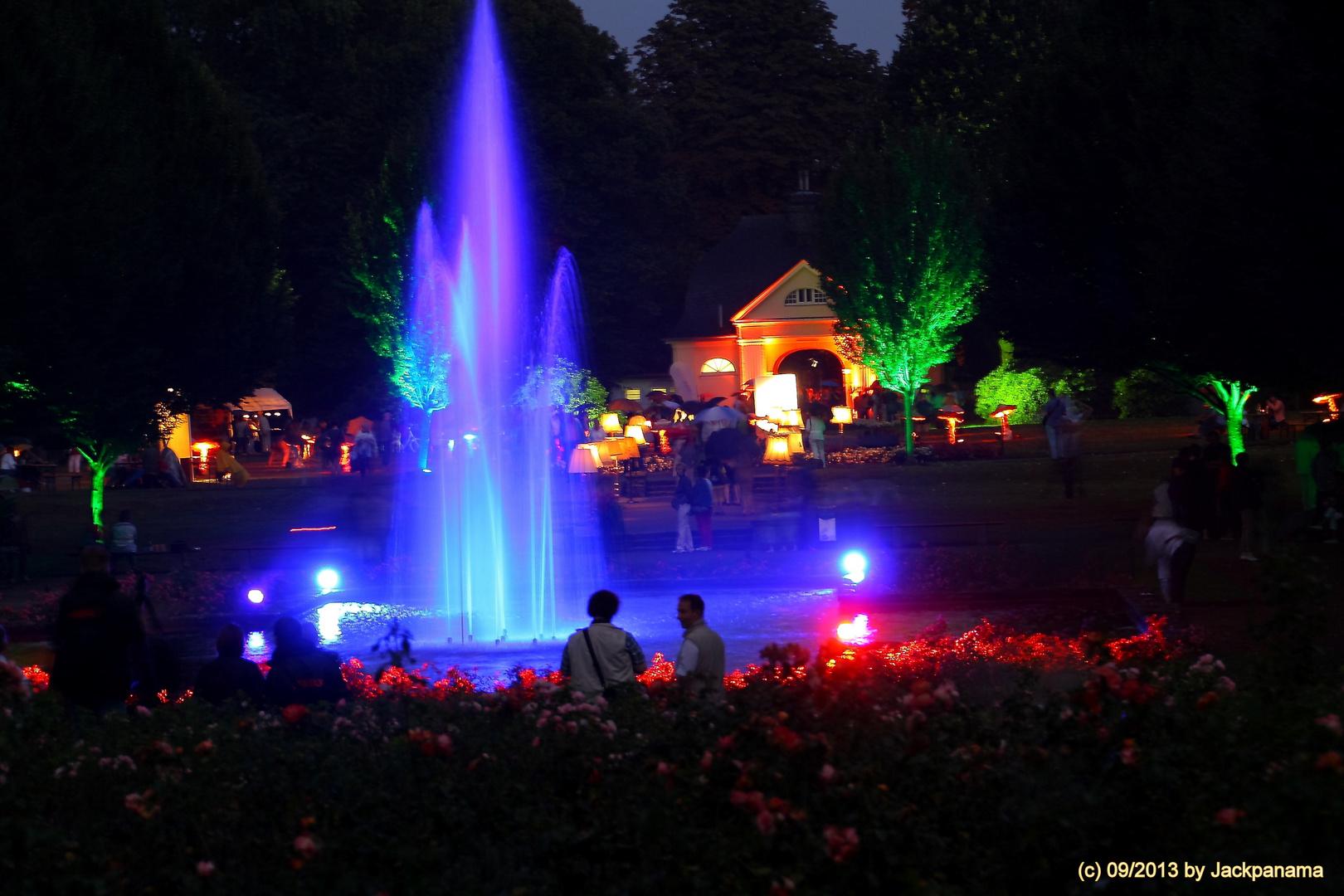 Parkzauber - 100 Jahre Stadtpark Bottrop