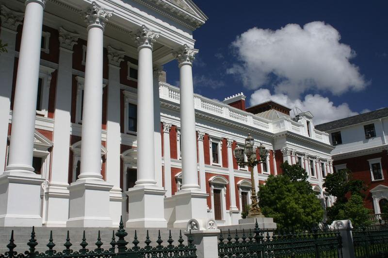 PARLAMENT, Cape Town