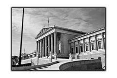 Parlament in Wien